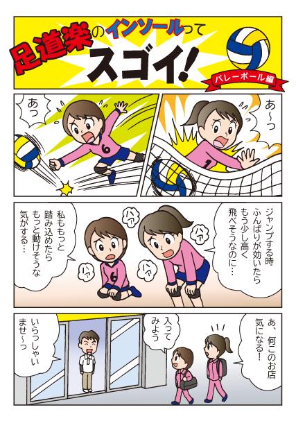 バレーボール編1