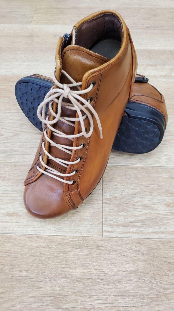 秋物靴スタート