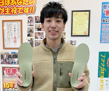 フェンシング選手 吉田多聞選手