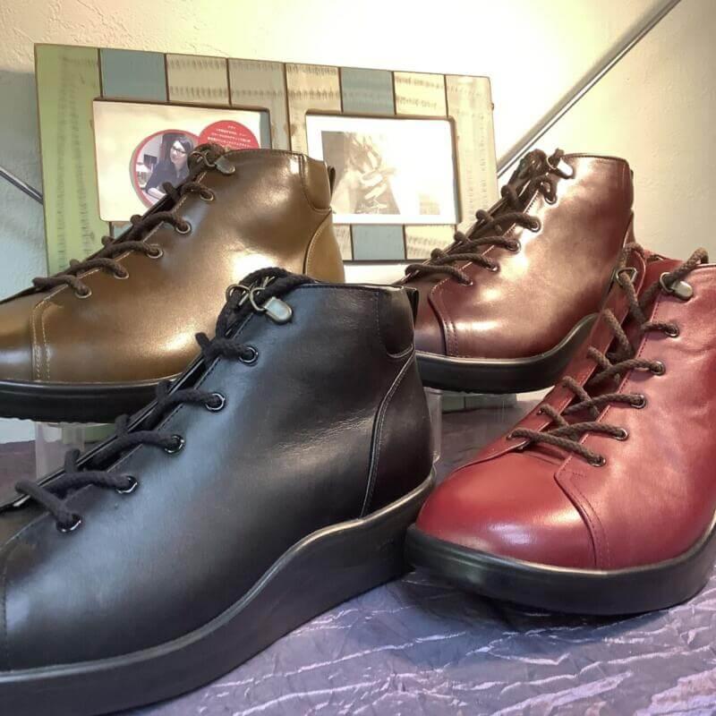中山靴 N7